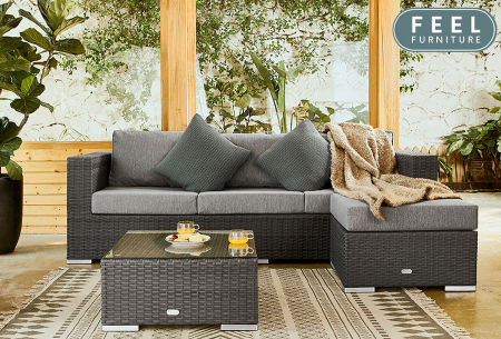 Loungeset River in de aanbieding