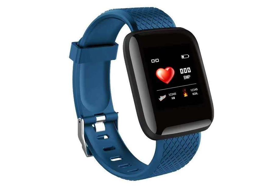 Smartwatch K4 Blauw