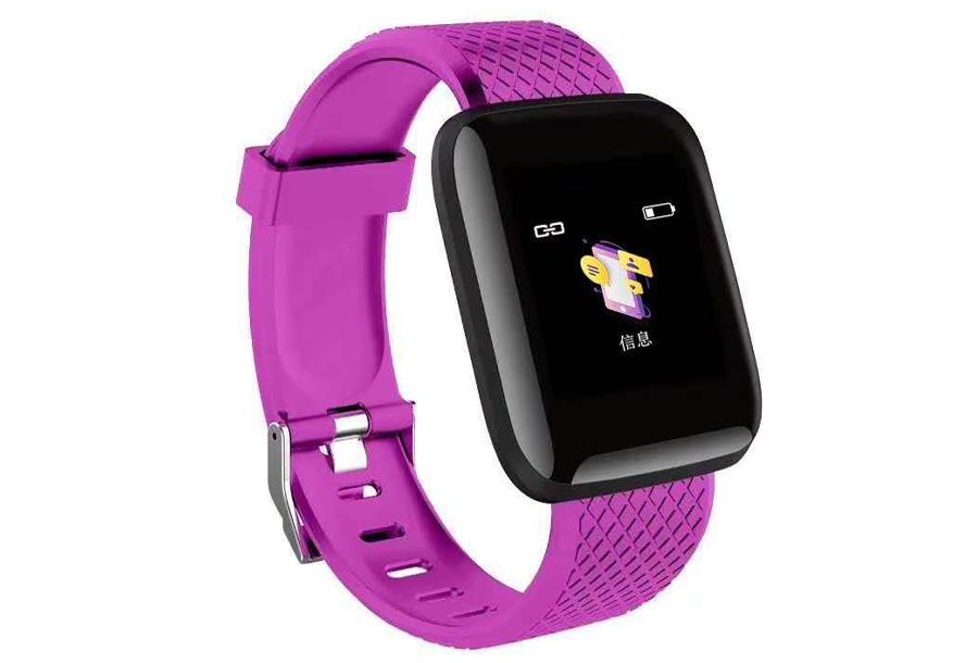 Smartwatch K4 Fuchsia