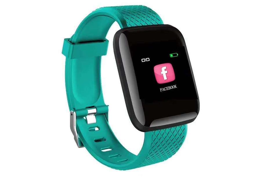 Smartwatch K4 Groen