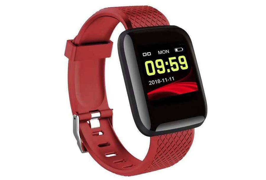 Smartwatch K4 Rood