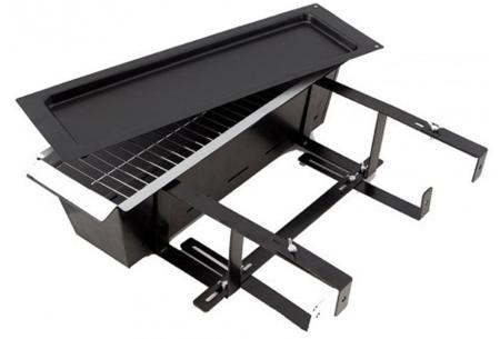 Balkon BBQ | De ideale houtskool barbecue voor op je balkon!