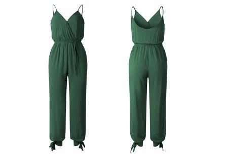 Zomerse jumpsuit | Trendy broekpak voor dames in 8 kleuren Groen