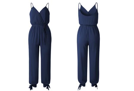 Zomerse jumpsuit | Trendy broekpak voor dames in 8 kleuren Navy