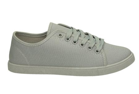 Basic dames sneakers | Een musthave schoen voor iedere dame Grijs