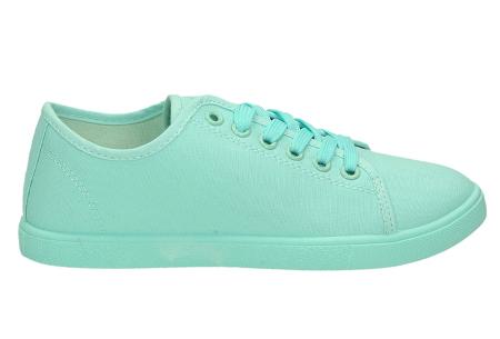 Basic dames sneakers | Een musthave schoen voor iedere dame Mint