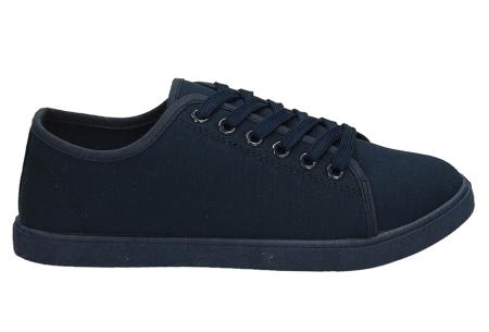 Basic dames sneakers | Een musthave schoen voor iedere dame Navy