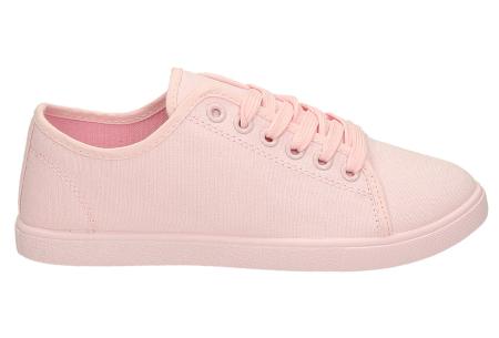 Basic dames sneakers | Een musthave schoen voor iedere dame Roze