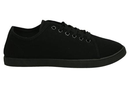 Basic dames sneakers | Een musthave schoen voor iedere dame Zwart