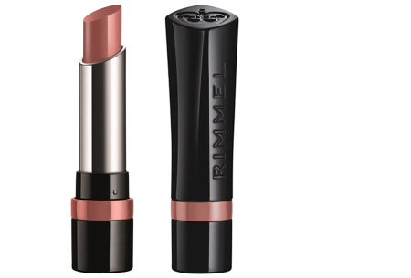 Rimmel London The Only 1 Lipstick | Intense langhoudende kleuren, comfort & hydratatie #14 Easy Does It