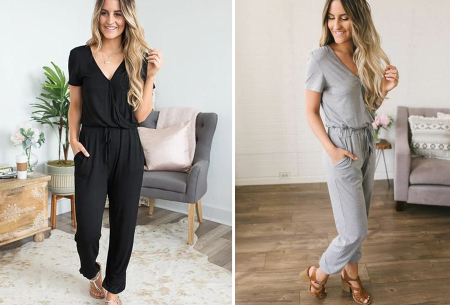 Jogging jumpsuit in de sale