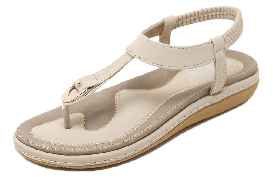 Comfy slippers Maat 39 - Beige