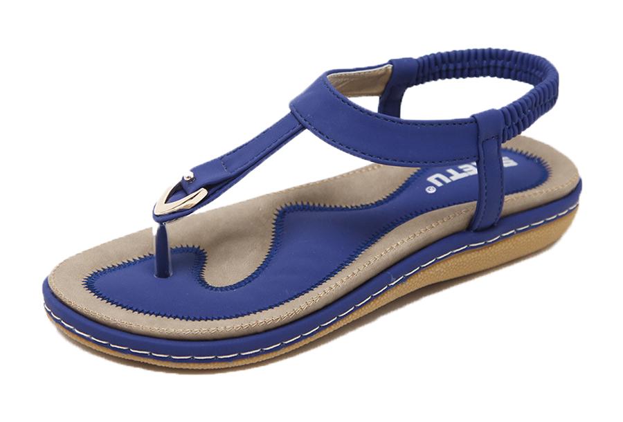 Comfy slippers Maat 42 - Blauw
