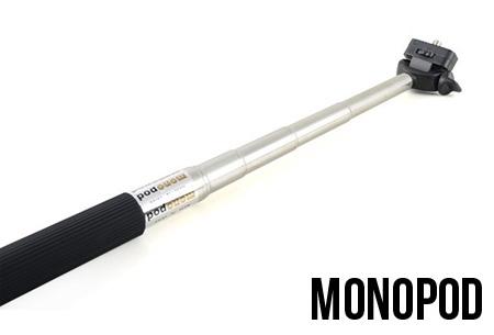 3-delige smartphone monopod remote selfie stok | Maak de mooiste selfies