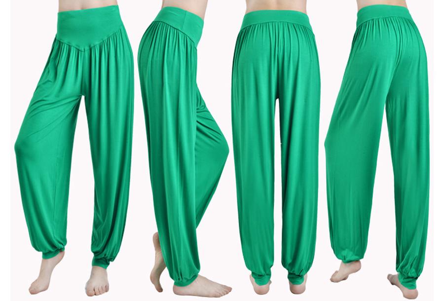 Chill out broek - Maat 2XL - Groen