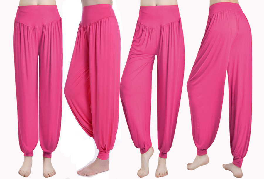 Chill out broek - Maat 2XL - Roze