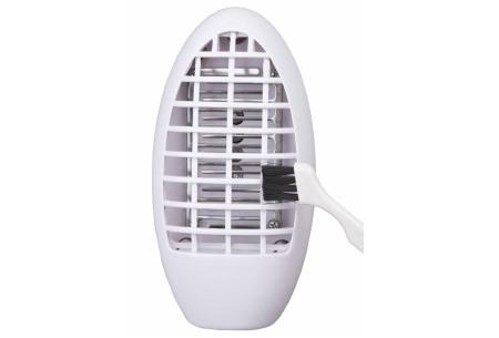 Anti-muggenstekker - set van 2 stuks | Geen last van insecten met deze UV-muggenlampen