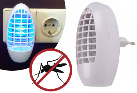 Anti-muggenstekker - set van 2 nu heel voordelig in de aanbieding