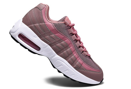 Air damessneakers   Luchtcompartimenten voor ultieme demping & optimaal draagcomfort roze