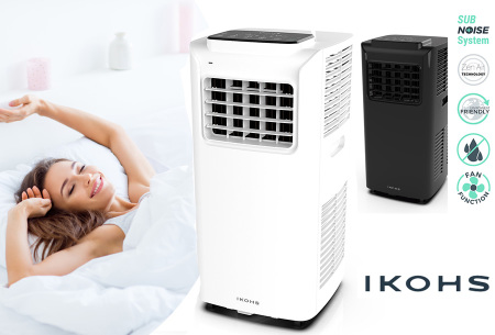 IKOHS compacte airconditioner met korting