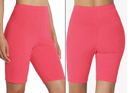 Dames short | Korte broek om in te sporten of voor alledaags watermeloen