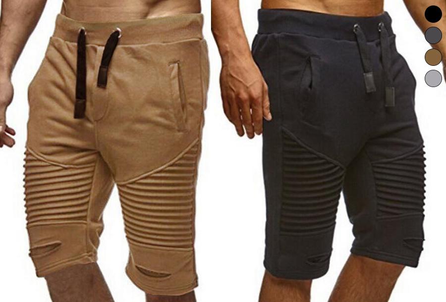 Korte joggingbroek voor heren in de sale