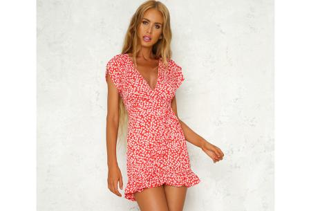 Printed summer dress | Luchtige zomerjurk in 9 trendy printjes #G