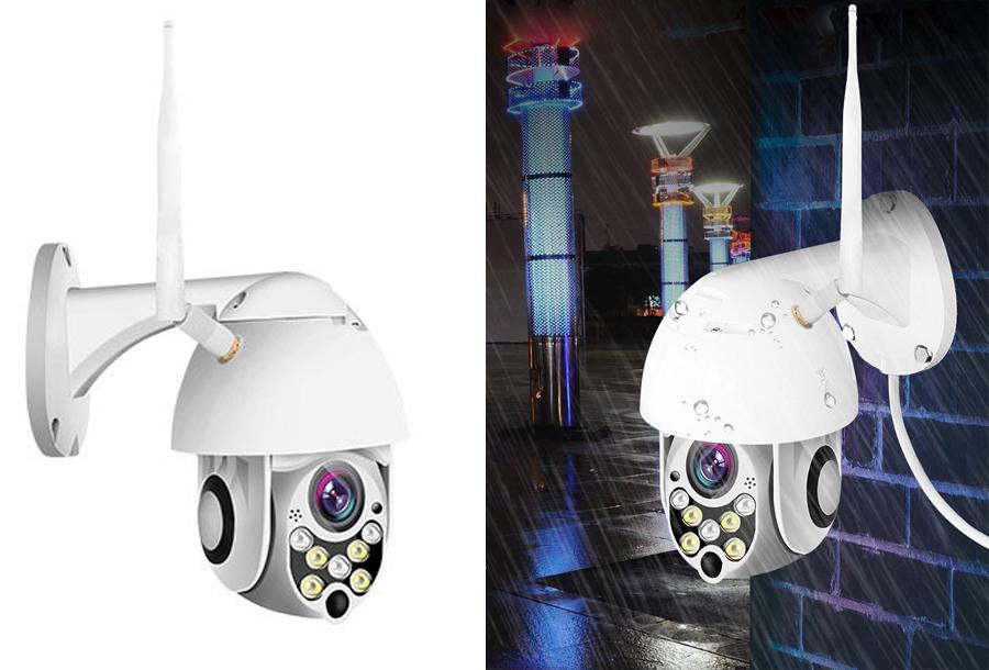 IP beveiligingscamera in de sale