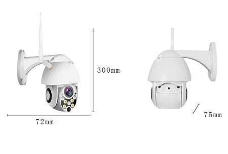 IP beveiligingscamera | Houd beeld én geluid live in de gaten op je smartphone
