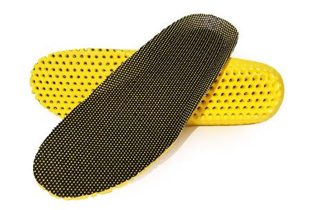 Ademende inlegzolen | Bieden jouw voeten dagelijks comfort en verademing zwart