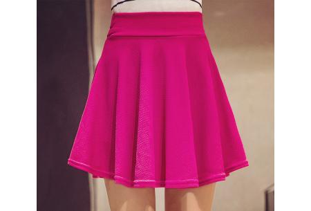 Broekrok | Een rokje en broek in één! Verkrijgbaar in 10 kleuren Donkerroze