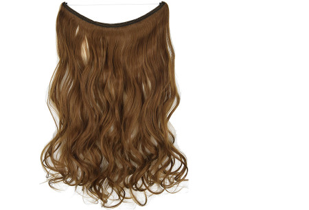 Wire hairextensions met krullen | Lang, vol en gekruld haar in een handomdraai! In 22 kleuren 12#