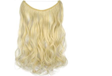 Wire hairextensions met krullen | Lang, vol en gekruld haar in een handomdraai! In 22 kleuren 1001-613