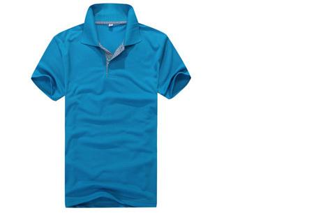 Polo's voor heren | SUPER AFPRIJZING - Slechts 7,95 per poloshirt!  #2 - Blauw