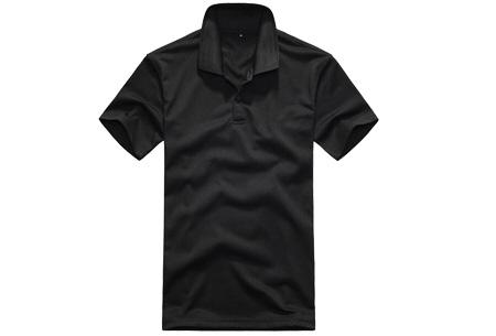Polo's voor heren - #3 - Zwart - Maat M/L