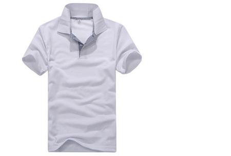 Polo's voor heren | SUPER AFPRIJZING - Slechts 7,95 per poloshirt!  #2 - Wit