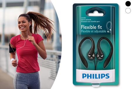 Philips in-ear sport oordopjes in de aanbieding