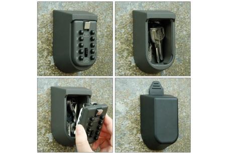 Sleutelkluis | Je (reserve)sleutels altijd veilig opgeborgen!