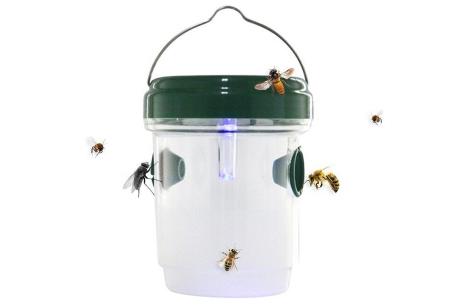 Wespenvanger met UV-lamp | Vangt verschillende insecten op een milieuvriendelijke wijze