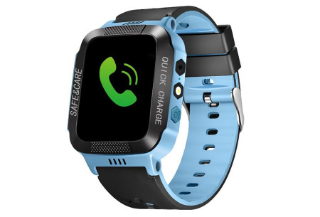 Tracker horloge voor kinderen | Smartwatch met ingebouwde LBS locatie tracker