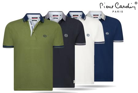 Pierre Cardin polo's voor heren nu voor extreem lage prijs