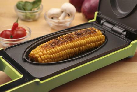 Cook It multigrill | Razendsnelle bakplaat, grillplaat en mini oven in één