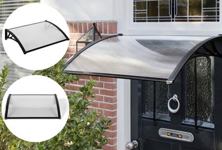 Deurluifel | Het perfecte afdak voor de voordeur of garagedeur - Aanbieding