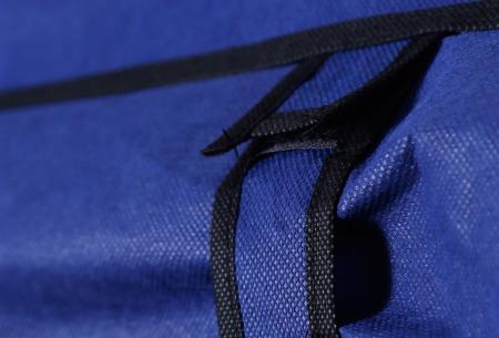 Herzberg opberggarderobe | Multifunctionele kledingkast met stevig stalen frame en sterke stof