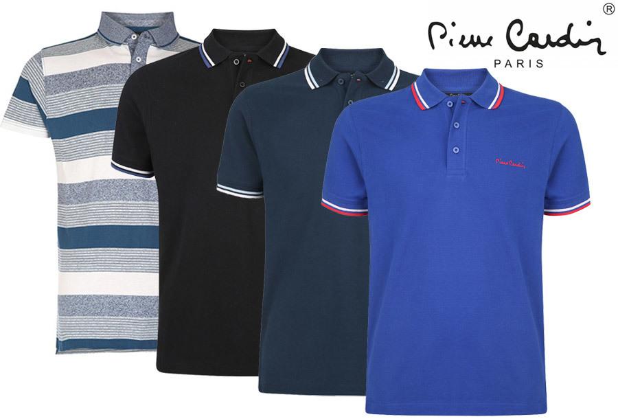 MEGA SALE: Pierre Cardin polo's voor heren