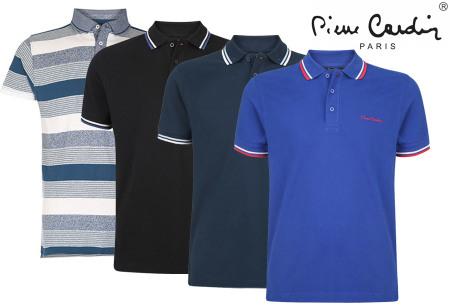 Pierre Cardin polo's voor heren - MEGA SALE! Nu spotgoedkoop