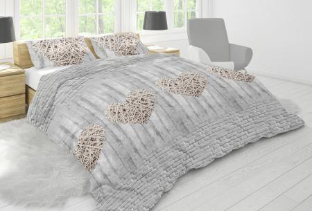 Nightlife dekbedovertrek in diverse designs | Topkwaliteit katoenmix overtrekken voor een bodemprijs maison grey
