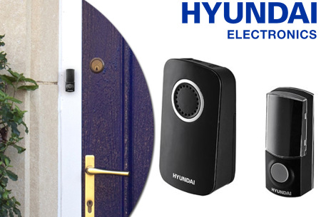 Hyundai deurbel nu in de aanbieding