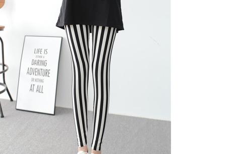 Legging met print voor dames | Keuze uit 12 verschillende prints B