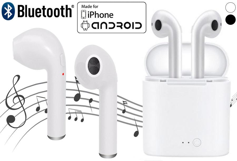 Draadloze Bluetooth oordopjes nu in de aanbieding